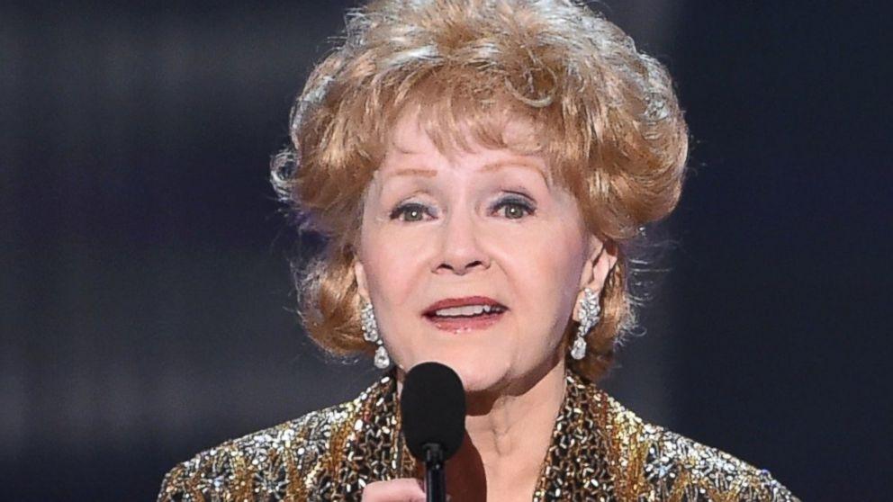 Debbie Reynolds hospitalized ~ UPDATE RIP GTY_debbie_reynolds_jt_160621_16x9_992