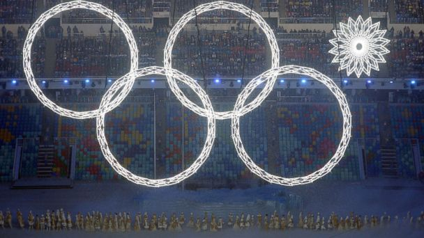 What do you think about the Winter Olympics 2014?! GTY_sochi_olympic_opening_ceremony_ring_fail_jef_140207_16x9_608