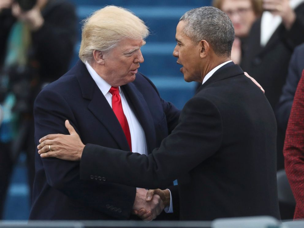 ¿Cuánto mide Barack Obama? - Estatura y peso - Real height and weight Rt-obama-trump--72-er-170120_4x3_992