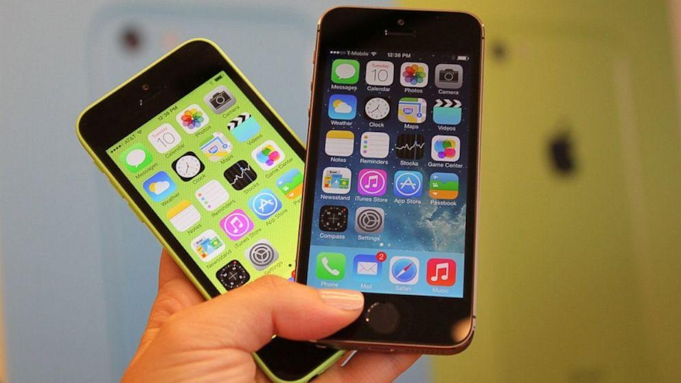 Mida arvate Apple iPhone 5c & 5s'ist? ABC_iphone_5s5c_jef_130910_16x9_992