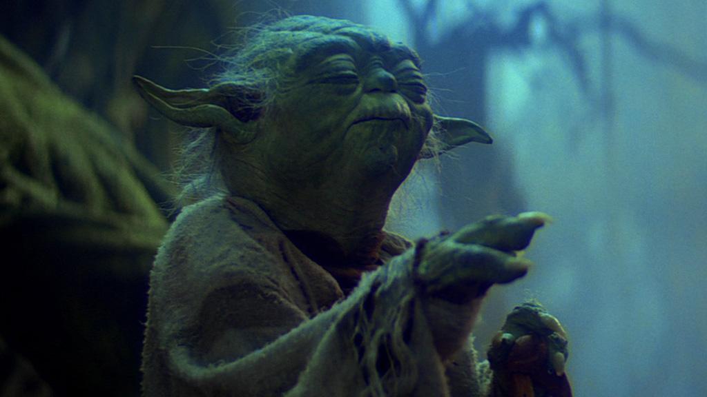 Projet : Statue Yoda 1:4 01