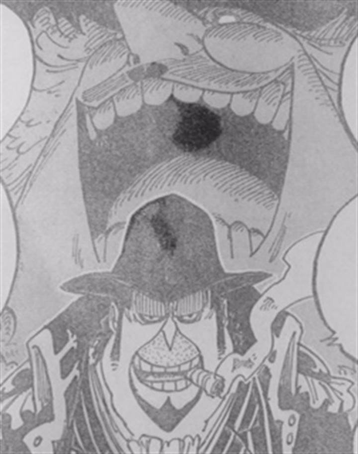 One Piece Manga 813: Spoiler Original