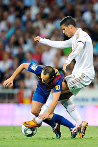 Real, Barca to settle score at Camp Nou Soc_g_ronts_200