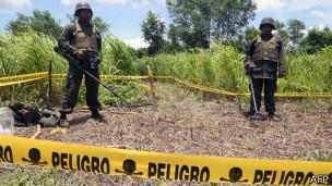 Meteorito en Nicaragua coincide con paso de asteroide por la Tierra 140908103637_meteorito_managua_crater_304x171_afp