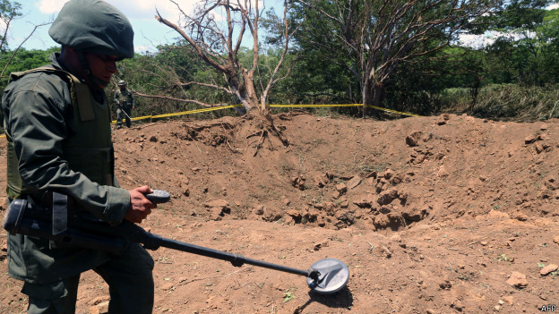 Meteorito en Nicaragua coincide con paso de asteroide por la Tierra 140908103935_meteorito_managua_crater_624x351_afp