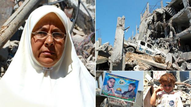 RELATOS DE VIDAS ACTUALES 140915164910_palestina_gaza_vivir_entre_escombros_624x351_bbc
