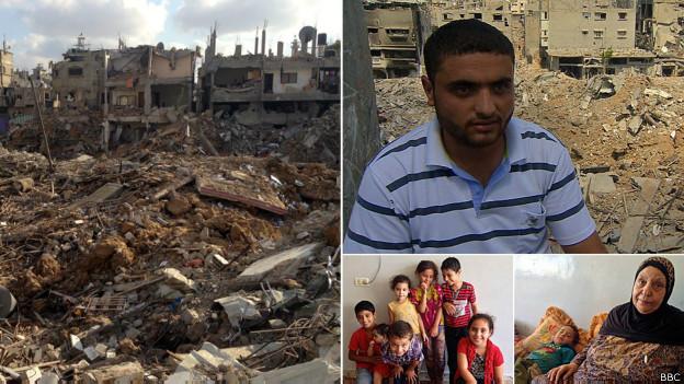 RELATOS DE VIDAS ACTUALES 140915165020_palestina_gaza_vivir_entre_escombros_624x351_bbc