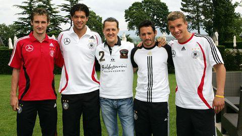 ¿Cuánto mide Michael Schumacher? - Altura - Real height 030916_motor_klose_schumacher.vadapt.480.high.79