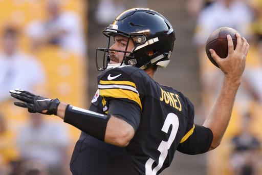 Steelers defend Landry Jones after throwing 4 interceptions in loss 201608181826663855878-p2