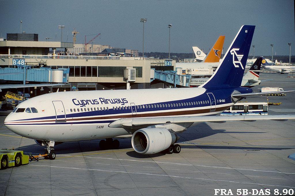 A310 in FRA Fra5bdas
