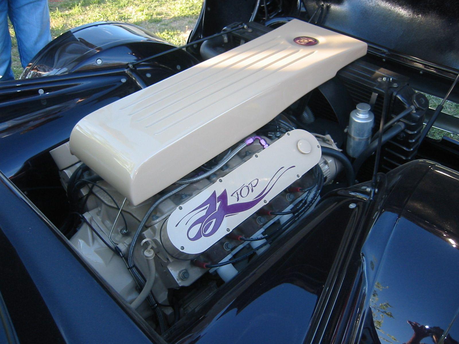 Hot Rod Célebres : 1948 CadZZilla Cadzzilla13