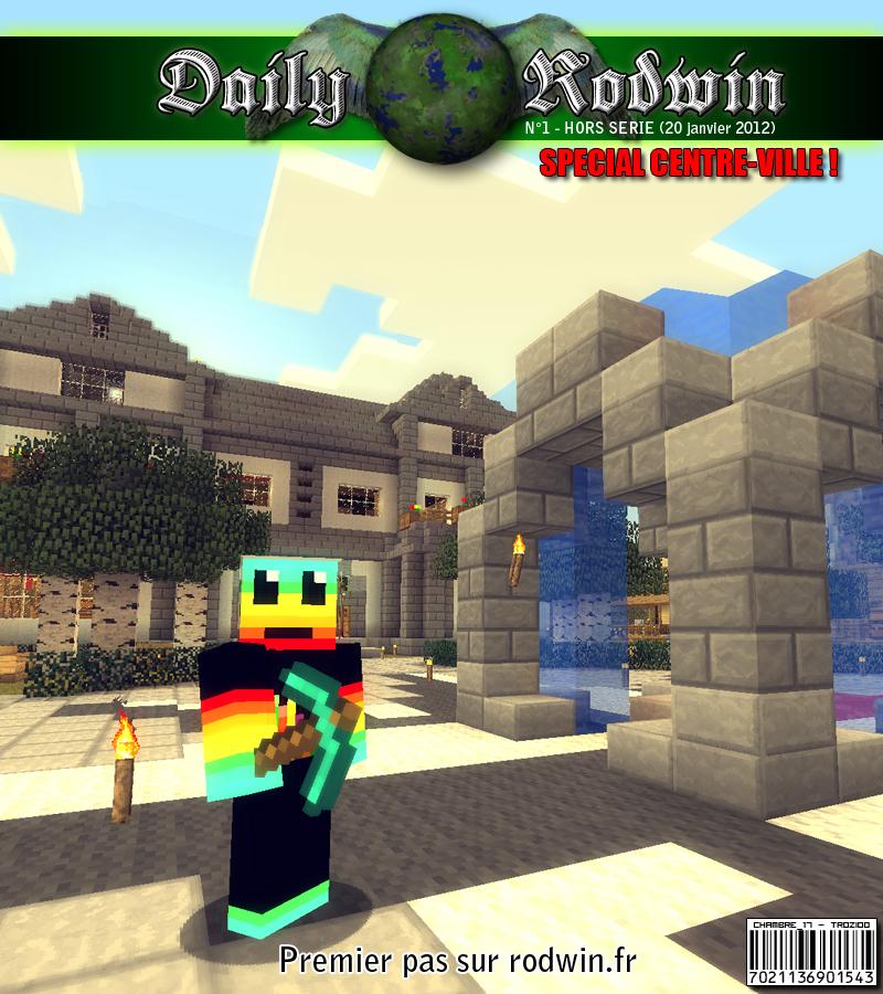 Daily Rodwin #1: HORS-SERIE 01