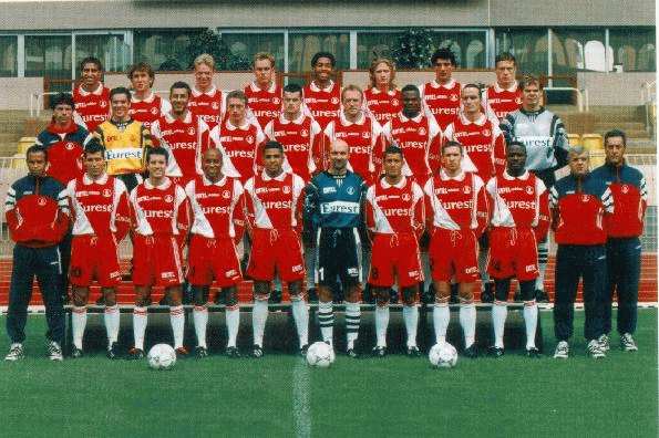 ¿Cuánto mide Fabien Barthez? - Altura - Real height Saison96