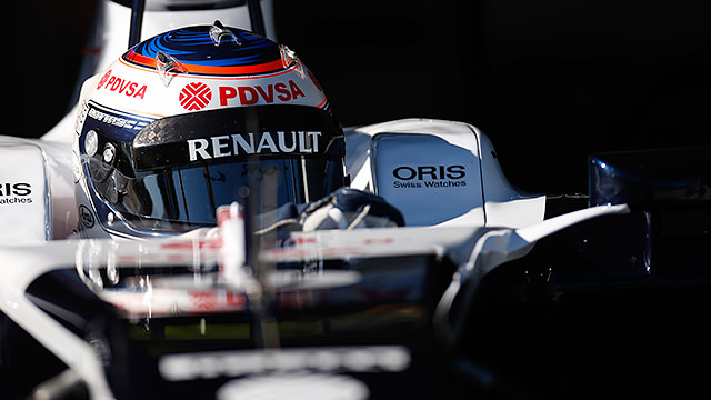 [F1] Valtteri Bottas Valtteri-bottas-williams-jerez-testing