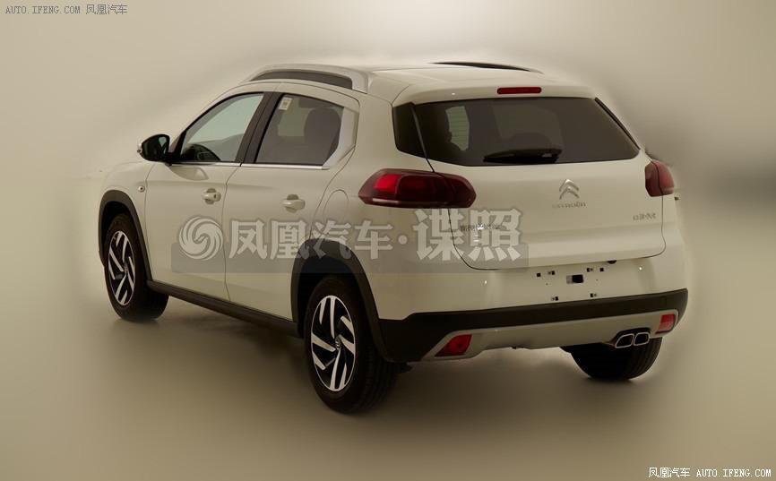 2014 - [Citroën] C3-XR (Chine) - Page 8 2102320_3