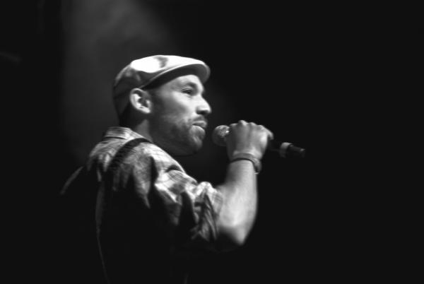 Mc Mattair évolue sur la scène reggae lilloise depuis une dizaine d'années L