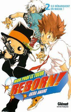 Katekyo Hitman Reborn ! TOME-2