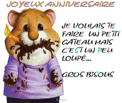 Bon anniversaire absouuuuuu !!! Anniversaire
