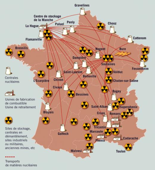 La carte des risques en France Carte-FRANCE-sites-dechets-transports-ptsp-1218f