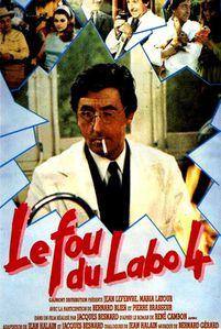 Le Fou du labo 4 00793654-photo-affiche-le-fou-du-labo-4