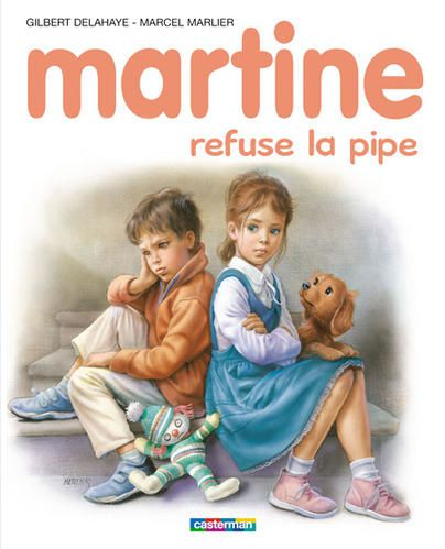 aaaah Martiiine .. Martine_refuse_la_pipe