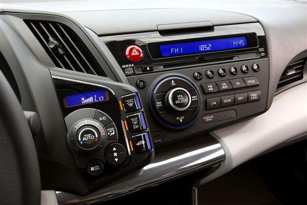 Autoradio de la version luxury nav Honda-CR-Z-23