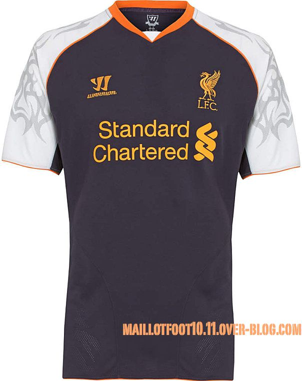 Maillots [2012-2013] - Page 7 Maillot-third-2013-liverpool