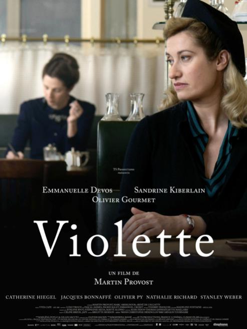 Violette Leduc, l'affamée Violette