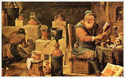 Le secret des alchimistes Alchimie