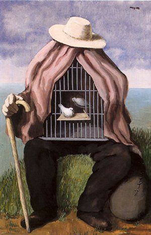 [Jeu] Association d'images - Page 3 Cage.magritte