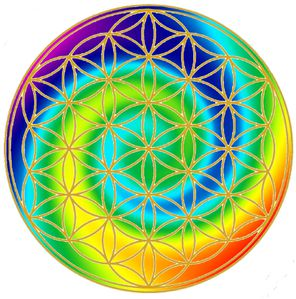 La spirale, mouvement de vie. - Page 4 FLEUR-DE-VIE-FOND-spiral-arc-en-ciel-1