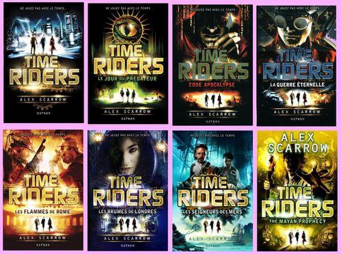 Viajes en el tiempo (LISTA) Time-riders