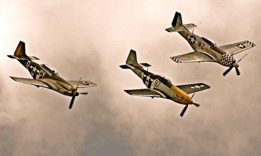 North American P-51 Mustang en quelques mots . 58682