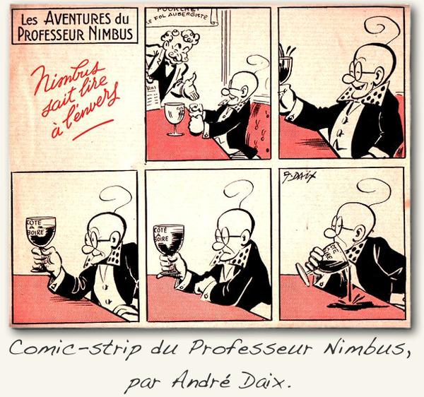 Proche-Orient - Page 4 Professeur-Nimbus-sait-lire-a-l-envers-Andre-Daix