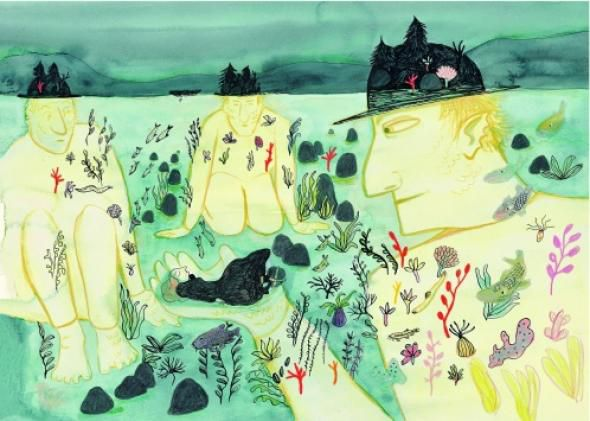 Illustration, illustrateurs (contemporains) Kitty_crowther4