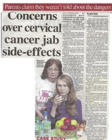 Cancer du col de l'utérus : Le Gardasil, vraiment dangereux ? Inquietudes-au-sujet-du-vaccin-HPV