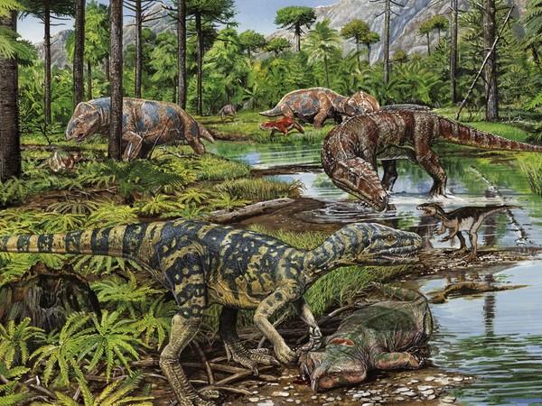 La extinción de los dinosaurios  1429.600x450