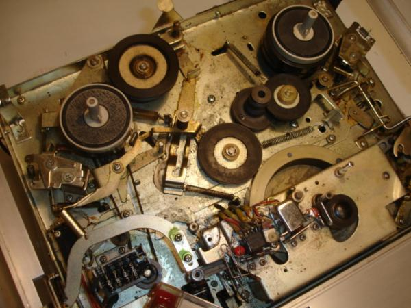 Tape deck repair L