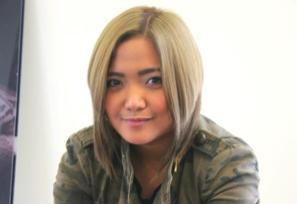 10/11/12 - myspace.com - EXCLUSIVE: Charice on 'Here Comes the Boom,' Her Singing Career, and Where She Stands on Nicki Minaj vs. Mariah Carey L