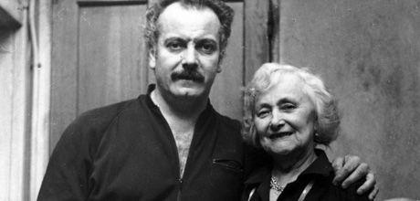 Georges Brassens Brassens-et-la-Jeanne