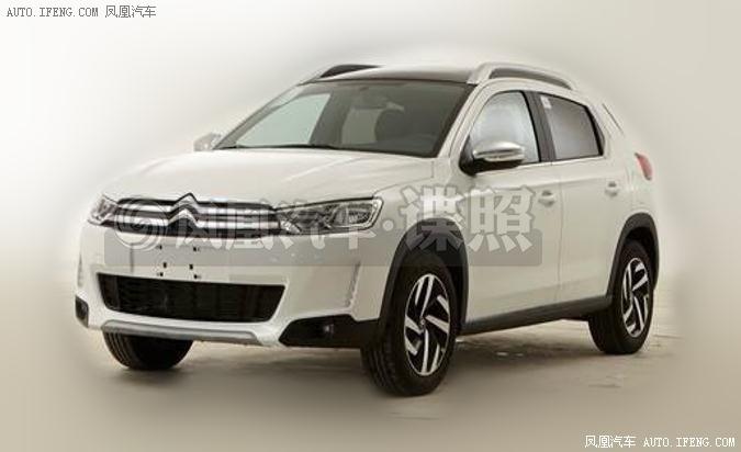 2014 - [Citroën] C3-XR (Chine) - Page 8 2102322_3