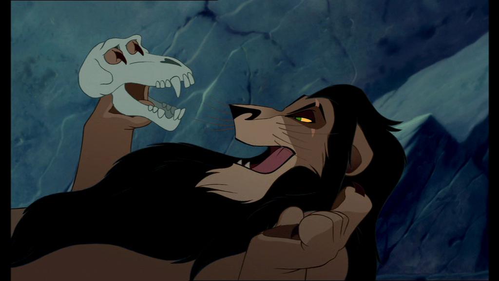 Références culturelles des Disney - Page 6 Scar
