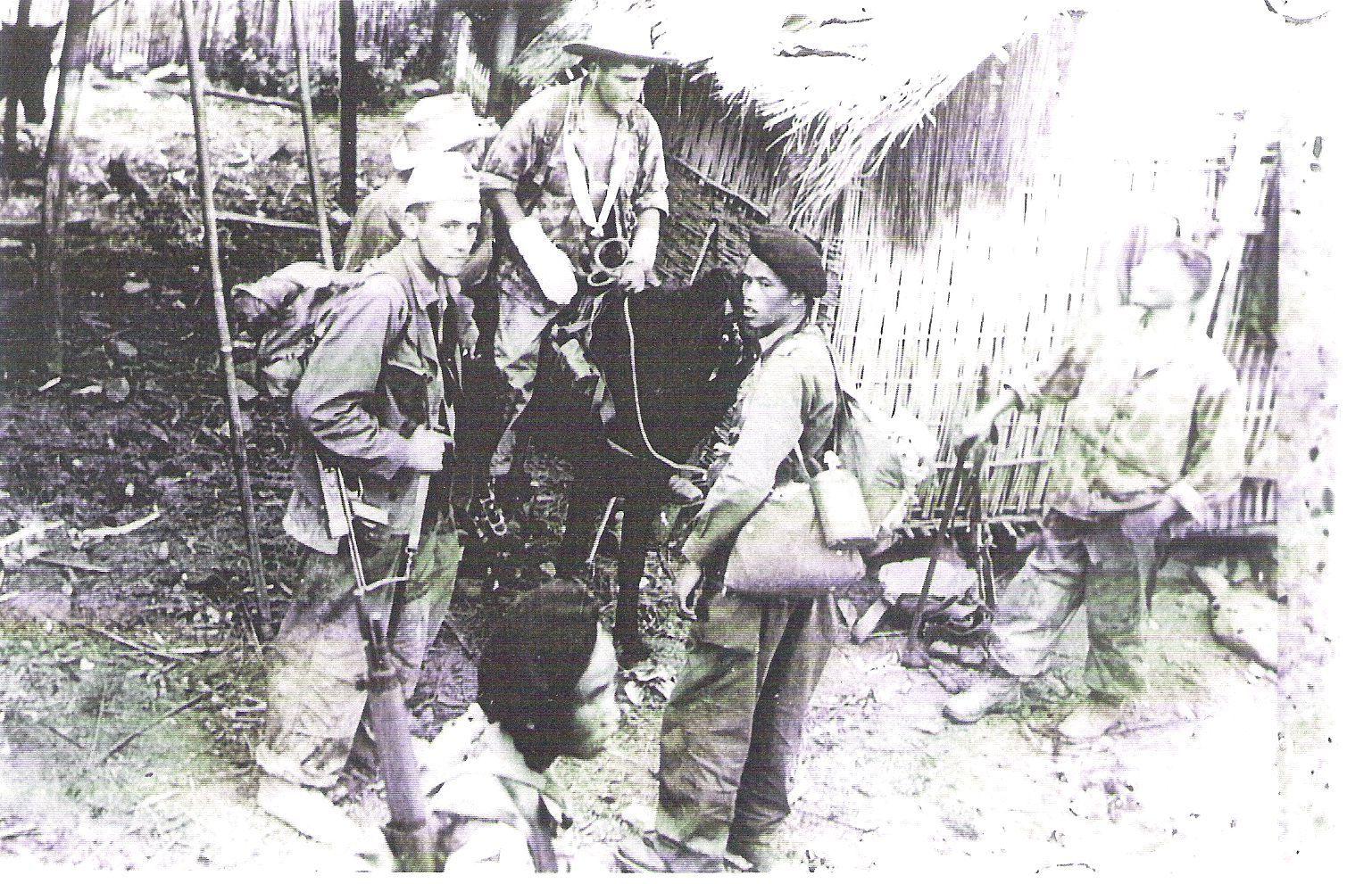 scènes de combat Sur-le-cheval-QUILLAC