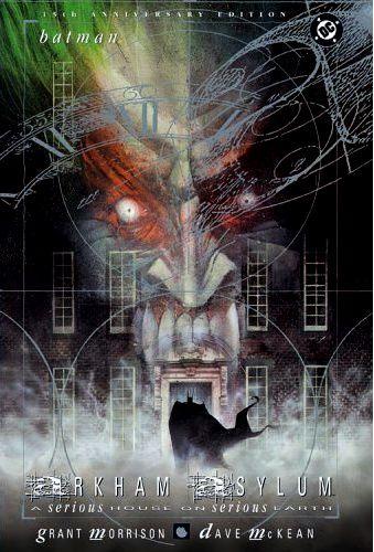 Derniers bouquins/BD/mags  achetés/lus - Page 2 Arkham-Asylum