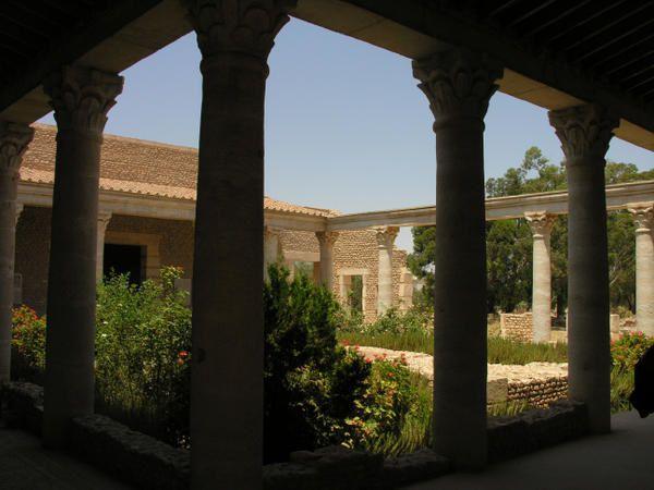 LE FORUM EN IMAGES Eljem-musee-domus-africa-1