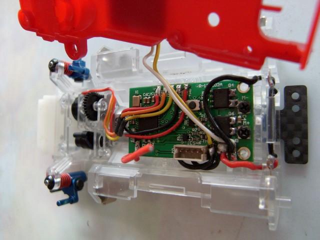 Branchement d'un kit phares Mr015_3