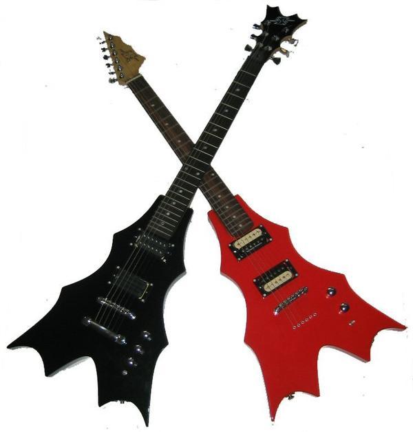 Les plus belles guitares L