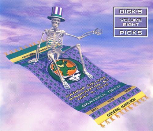 Grateful Dead - Dick's Picks Vol. 8 (1997) L