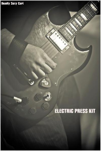 """Electric press kit - album """"Torsions"""" version digitale disponible – 02.11.2012 L"""