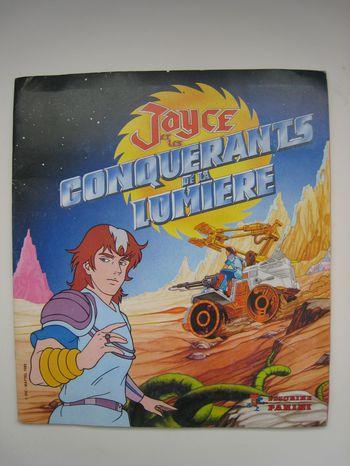 Jayce et les Conquérants de la Lumière (MATTEL) 1985  Panini_6115